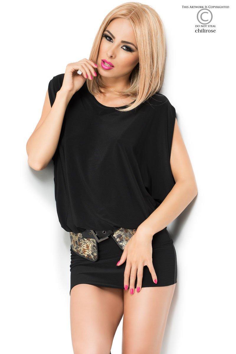 Kleid schwarz CR3887   Kleider & Tops   Dessous Shop